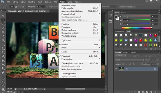 Kurs Photoshop-Techniki pracy (4 części) (PL)
