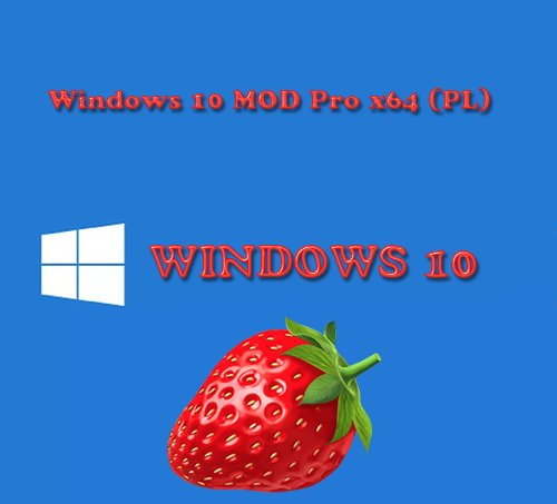 Windows 10 MOD Pro x64 (PL)