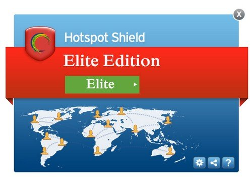 Hotspot Shield 7.20.3 Elite Edition / 6.1.4.10080