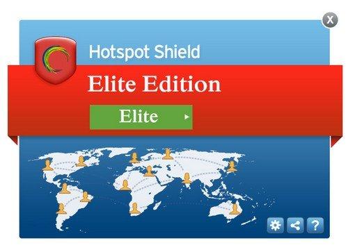 Hotspot Shield 7.20.3 Elite Edition / 6.1.4.10080