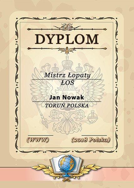 Certyfikaty- Dyplomy (PSD)