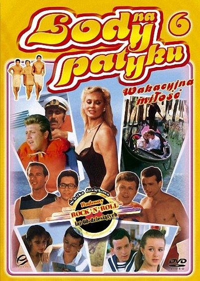 Lody na patyku 6: Wakacyjna miłość (1985) 720p.Blu-ray-BDAV-AAC-ZF/ Lektor / PL